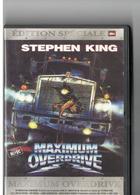 DVD Maximum Overdrive De Stephen King - Action, Adventure