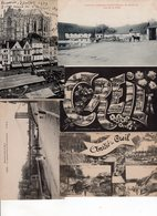 Beau Lot De 200 Cartes Postales Anciennes Oise Département 60 Dont Quelques Animations & Petites Cartes - Cartes Postales