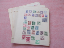 Lot N° 181 Collection D'ameriques Du Sud Sur Page D'albums Neufs *   / No Paypal - Timbres