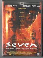 DVD Seven Avec Brad PITT - Policiers