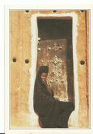 Mauritannienne Assis Sur Le Pas De Sa Porte - Mauritanie