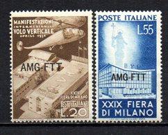 ITALIA TRIESTE 1951 MINT MNH , - Nuevos