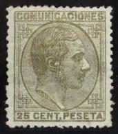 España 194 * - 1875-1882 Reino: Alfonso XII