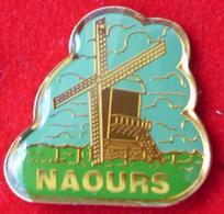 Pin's Pins MOULIN DE NAOURS - Pin's