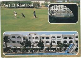 GOLF - Port El Kantaoui - Hotel 'El Mouradi' - (Tunesie) - Golf & Swimmingpool/Piscine - Golf