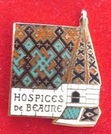 Pin's Pins HOSPICES DE BEAUNE - Pin's