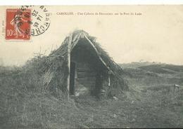 50 Carolles La Cabane Des Douaniers Sur Le Port Du Lude - Frankrijk