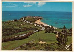GOLF - St. Catherine's Point, Bermuda - Golf Course - Holiday Inn Hotel - Golf
