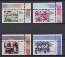 Bund 1968-1971 Eckrand Rechts Oben Sporthilfe Kompletter Satz Postfrisch - [7] République Fédérale