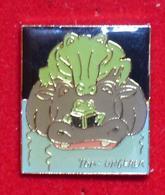 Pin's Pins CROCODILE VACHE GRENOUILLE - Pin's