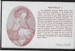 Arnould 1er - Histoire
