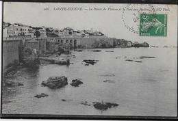 Algérie - Sainte Eugène - La Pointe Du Plateau Et Le Parc Aux Huitres - Algérie