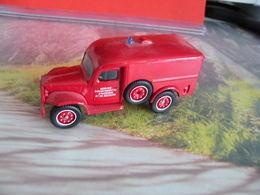 Véhicule De Pompier - DODGE WC 54 - 1/50 - SOLIDO FRANCE - N°34 - Pompiers