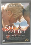 DVD 7 Ans Au Tibet Avec Brad PITT - Drama