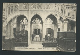 CHALONS-SUR-MARNE - Le Jubé De Notre-Dame De L' Epine   Xb38 - Châlons-sur-Marne