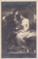 Salon Paris 1904 - Armand Berton - La Seduction - Pittura & Quadri