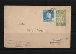 1918 Bosnien Herzegowina, Card Military Post (V.Fritz Sarajewo, With Additional Franking ►RRR◄ - Bosnie-Herzegovine