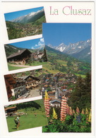GOLF:  La Clusaz (Haute-Savoie, France) - GOLF - Restaurant L'Endryre - Altitude 1100/2650 M. - Golf