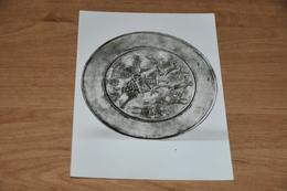 4494-  Silberteller Mit Jagdscene, Sassanidische Epoche - Christentum