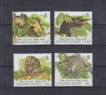 R551. Solomon Islands - MNH - Nature - Animal Species - Briefmarken
