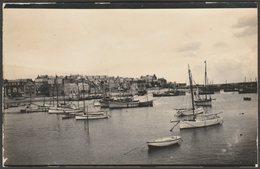 The Harbour, St Ives, Cornwall, C.1920 - K Ltd RP Postcard - St.Ives