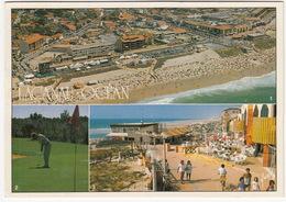 GOLF:  Lacanau-Ocean (Gironde, France) - GOLF, Vue Générale, Front De Mer Et La Plage - Golf