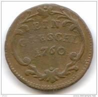 Bohemia 1 Greschl 1760 - Czechoslovakia