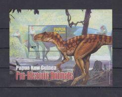 G552. Papua New Guinea - MNH - Nature - Dinosaurs - Briefmarken