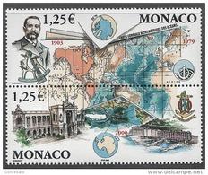 MONACO 2003 - DUO  N° 2391 Et 2392 - - NEUFS** - Unused Stamps