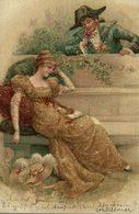 1900  RENAISSANCE  Art Nouveau  Illustrateur SINCERE - Ilustradores & Fotógrafos