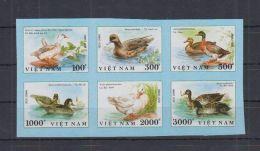 H156. Vietnam - MNH - Nature - Birds - Ducks - Imperf - Briefmarken
