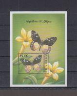 H156. Congo - MNH - Nature - Butterflies - Flowers - Briefmarken