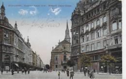 AK 0039  Budapest - Kossuth Lajos Gasse Um 1915 - Ungarn