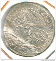 Bohemia 3 Kreuzer 1706/7 BW Ioseph - Czechoslovakia