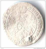 Bohemia 3 Kreuzer 1708 BW Ioseph - Czechoslovakia