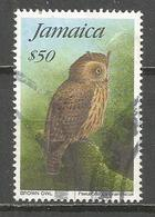 JAMAICA YVERT NUM. 878 USADO FAUNA AVES - Jamaica (1962-...)