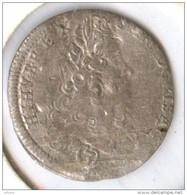 Bohemia 3 Kreuzer 1719 Karl VI - Czechoslovakia