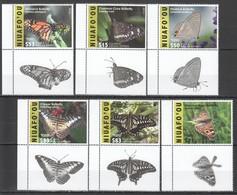 Q977 2015,2016 NIUAFO'OU TONGA SAMOA FLORA FAUNA BUTTERFLIES !!! MICHEL 390 EURO !!! 1SET MNH - Schmetterlinge