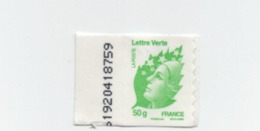 FRANCE-Timbres Autocollants NEUFS N° 608 - Cote Yvert 2.50 - France