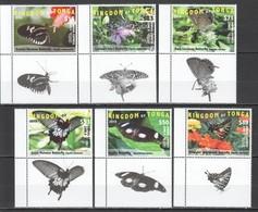 Q978 2015,2016 TONGA NIUAFO'OU SAMOA FLORA & FAUNA BUTTERFLIES !!! MICHEL 390 EURO !!! 1SET MNH - Schmetterlinge