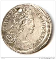 Bohemia 3 Kreuzer 1725 PS Karl V - Czechoslovakia