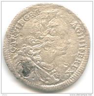 Bohemia 3 Kreuzer 1728 Carl VI - Czechoslovakia