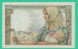 10 Francs - France -  Mineur - N° G.107 21794 / A.26=9=1946.A..   - SPL- - 10 F 1941-1949 ''Mineur''