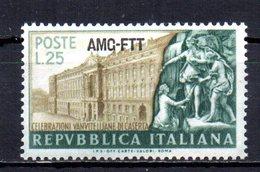 ITALIA TRIESTE 1952 MINT MNH,, - 7. Trieste
