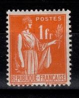 YV 286 N* Type Paix Cote 3,60 Euros - Unused Stamps
