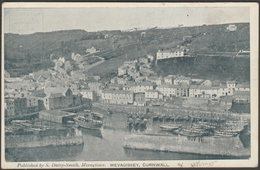 Mevagissey, Cornwall, C.1905 - Dalby-Smith Postcard - England