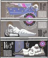 Malta 433-435 (complete.issue.) Unmounted Mint / Never Hinged 1971 Christmas - Malta