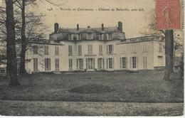 91 ( Essonne ) - Vallee De Chevreuse - Chateau De BELLEVILLE Pres GIF - Other Municipalities