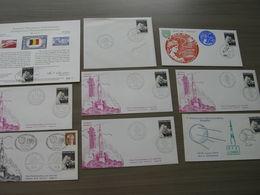 "BELG.1972 1622 ""Journée Du Timbre/dag Van De Postzegel"" LOT FDC - 1971-80"