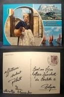(FG.K41) ABRUZZO PITTORESCO - VEDUTE VEDUTINE (COSTUME TIPICO LOCALE) - Italie